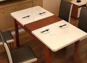 可伸缩餐桌好不好  可伸缩餐桌的优点有哪些资讯生活